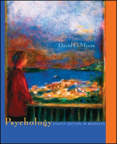 Psychology, Eighth Edition, in Modules