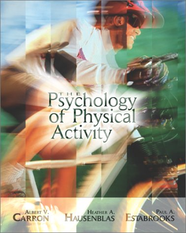 The Psychology of Physical Activity w/PowerWeb