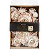 Prima MarketingPrima Marketing Boxed Flowers-Rose Gold Kiss .825-inch - 2.5-inch 2, Other, Multicoloured