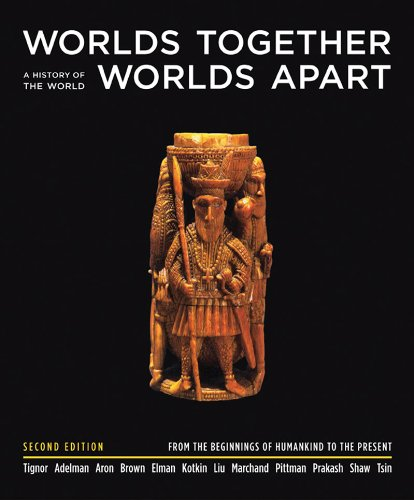 Worlds Together, Worlds Apart: A History of the World from