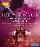 Happy New Year - Die Operettengala Aus Dresden [Blu-ray] [2013]