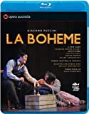 Puccini: La Boheme [Sydney Opera 2011] [Opera Australia: OPOZ56018BD] [Ji-Min Park; José Carbó; Opera Australia Chorus; Australian Opera and Ballet Orchestra; Shao-Chia Lü; Gale Edwards] [Blu-ray] [2012] [Region Free]