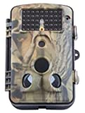 Berger + Schröter 31277 Digital Trail Camera 12 MP with Screen Camouflage Colours