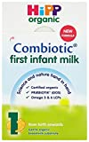 HiPP Organic Combiotic First Infant Milk 1 From Birth Onwards (Case of 4 x 800g boxes, total 8 sachets)