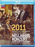 New Year's Concert: 2011 - Vienna Philharmonic (Welser-Most) [Blu-ray]