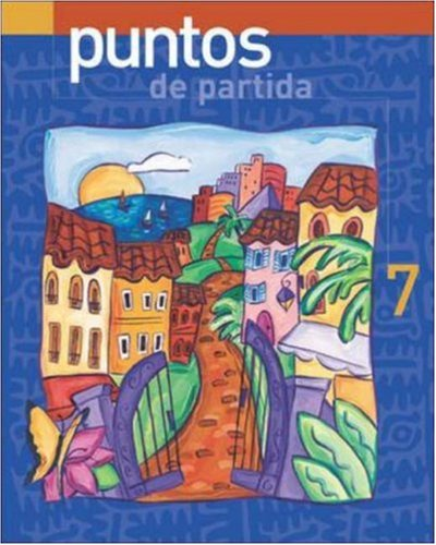 Puntos de partida: An Invitation to Spanish Student Edition w/ Online Learning Center Bind-in card, 7th Edition