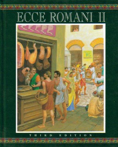 Ecce Romani: Level 2 (Latin Edition)