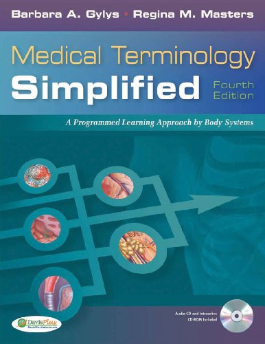 Medical Terminology Simplified Text, Audio CD & TermPlus 3.0: A Programmed Learning Approach by Body Systems