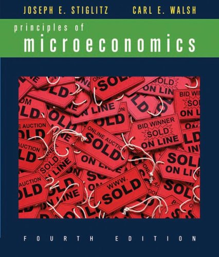 Principles Of Microeconomics Fourth Edition Author Joseph