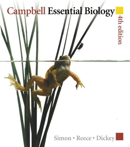 Campbell Essential Biology with MasteringBiology™ (4th Edition)
