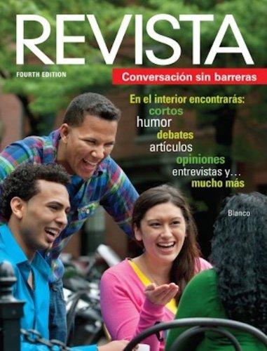 Revista 4th Edition Student Edition w/ Supersite Code