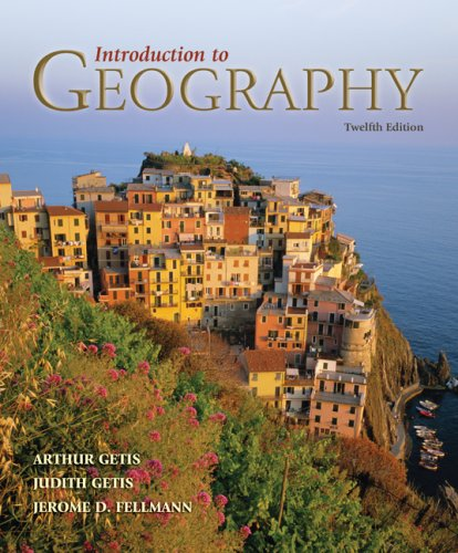 Introduction to geography author arthur getisjudith getisjerome introduction to geography fandeluxe Images
