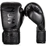 Venum Challenger 2.0 Boxing Gloves - Black/Matte Black, 14 oz