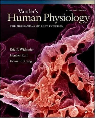 Vander's Human Physiology: The Mechanisms of Body Function with ARIS (HUMAN PHYSIOLOGY (VANDER))