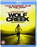 Wolf Creek [Reino Unido] [Blu-ray]