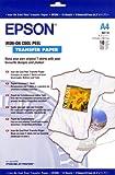 Epson C13S041154 - Papel de transferencia iron-on