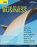 Edexcel AS/A Level Business (Edexcel a Level Business 2015)