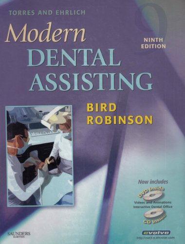 Torres and Ehrlich Modern Dental Assisting - Textbook and Workbook Package