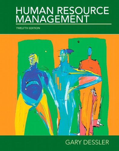 Human Resource Management (12th Edition)