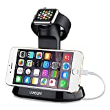 VicTsing Stand de Carga y Soporte para Apple Watch 38mm / 42mm y iPhone