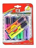 MP PE489-Confezione da 6 ciondoli, fluorescente