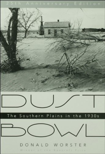 thesis of the dust bowl by donald worster