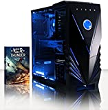 Vibox Extreme 2 PC da Gaming, Processore AMD FX 4350 Quad Core, RAM 16GB, HDD da 1TB, Scheda Grafica Nvidia GeForce GTX 960 da 2GB, Blu