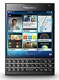 Image of BlackBerry Passport Factory Unlocked Cellphone, 32GB, Black (U.S. Warranty)