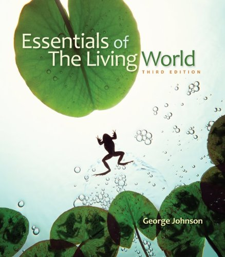 COMBO: Essentials of The Living World w/ Connect Access Card