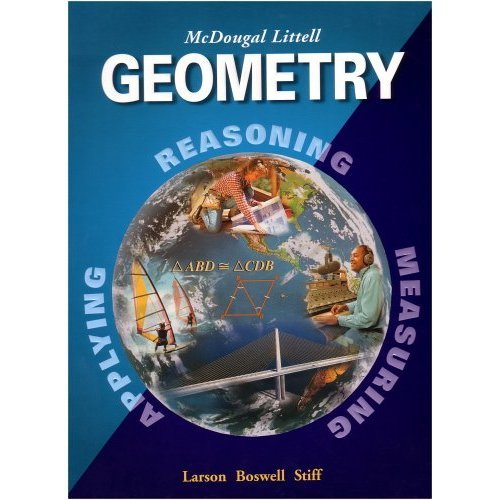 McDougal Littell Geometry, Florida Edition, Student Edition