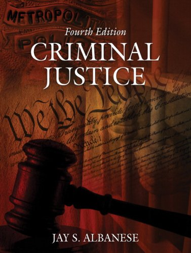 Criminal Justice Value Package (includes MyCrimeLab with E-Book Student Access )