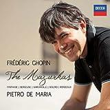 Chopin:Mazurke/Fantasia/Berceu