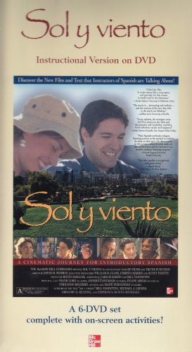 Instructional DVD to accompany Sol y viento