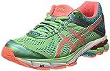 Asics GT 1000 4 - Zapatillas de running para mujer, multicolor, talla 39