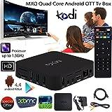 LUJII MXQ S805 Android 4.4 Quad-Core WiFi 8GB XBMC KODI Smart TV Box Multimedia Player - Includes ENGLISH Easy To Use User Guid