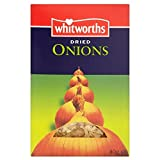 Whitworths Dried Onions (40g) - Pack of 2