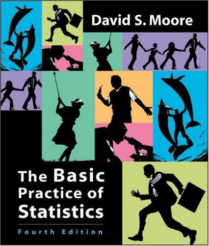 The Basic Practice of Statistics w/CD-ROM