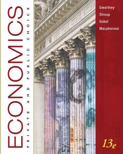Economics: Private and Public Choice