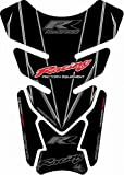 MOTOGRAFIX(モトグラフィックス) タンクパッド HONDA CBR900/1000RR ブラック MT-TH013K