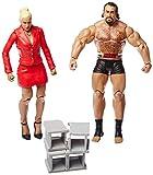 WWE Battle Pack Series 34 Action Figures - Lana & Rusev