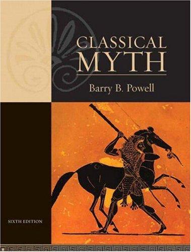 Classical Myth (6th Edition)