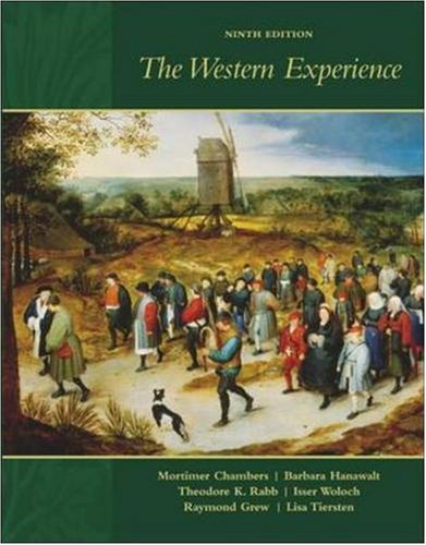 The Western Experience, with Primary Source Investigator and PowerWeb