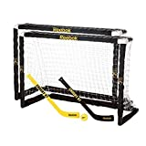 Reebok Crosby Deluxe Mini Hockey Goal Set