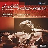Dvorák: Cello Concerto in B Minor Op. 104 / Saint-Saëns: Cello Concerto in B Minor Op. 104 [DVD] [2007] [NTSC]