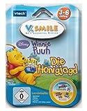 VTech 80-084384 - Gioco educativo, motivo: Winnie the Pooh (funziona con console V.Smile e V.Smile Motion) [lingua tedesca]
