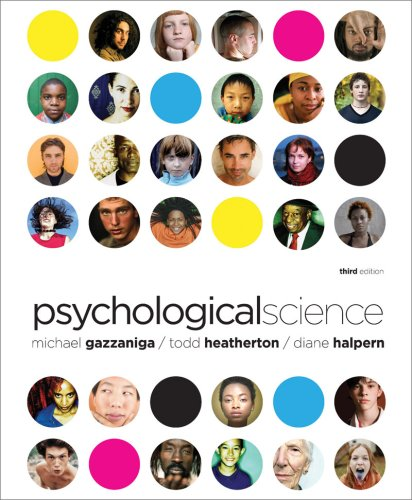 Psychological Science (Third Edition)