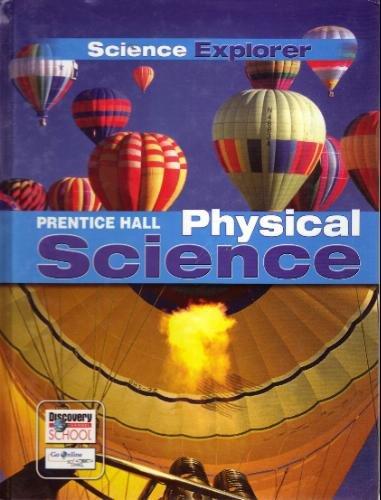 Prentice Hall Science Explorer Physical Science Grade 8