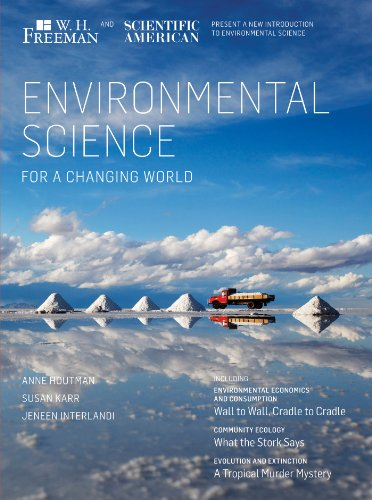 Environmental Science: For a Changing World