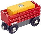 BRIO Farm Hay Wagon