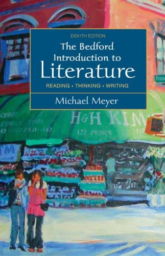 The Bedford Introduction To Literature 10th Edition Pdf